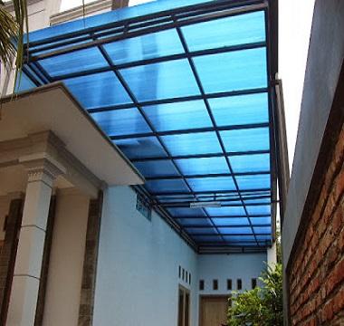 Tips Memilih Canopy Polycarbonate