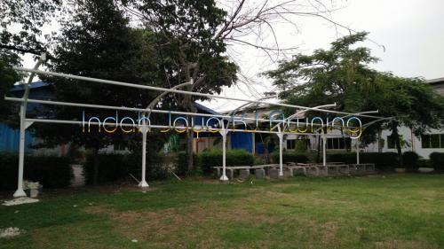 Lapangan Bola Serpong Tangerang 3