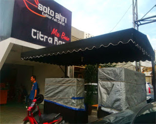 kain bdg